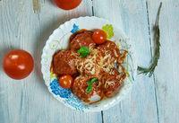 Hirshon Italian-American Meatballs
