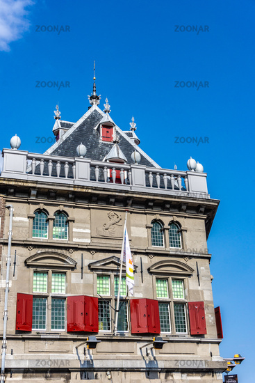 Building in Haarlem