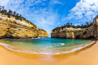 Pacific coast - bays