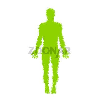 Human Anatomy Distorted