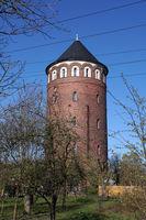 Hans-Hergot-Thurm, former water tower