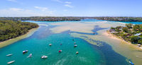 Port Hacking South Sydney Panorama
