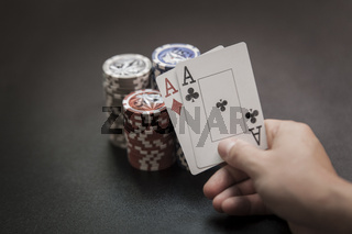 Winner hand