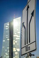 Symbolfoto ECB monetary policy