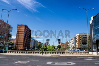 Madrid, Castellana