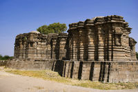 Back side, Anandeshwar temple, Lasur, Daryapur Taluka, Amravati District, Maharashtra, India
