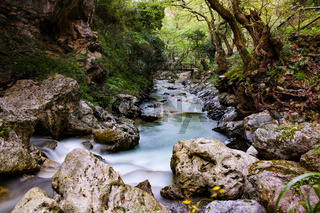 Kourtalioti Schlucht - Kreta