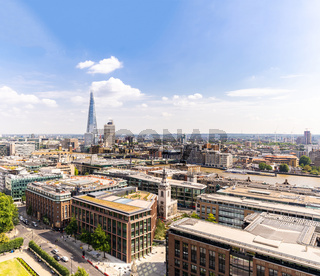 London downtown