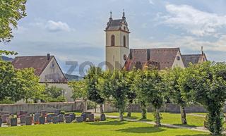 Kirche Mariä Himmelfahrt, Seitingen-Oberflacht