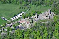 Loerrach, Castle Roetteln