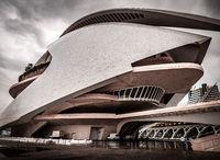 Ciutat de les Arts i les Ciències, Valencia