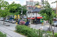 gyeongchun line railroad park