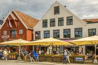 Open Air Market, Stavanger Norway