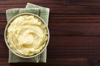 Fresh Creamy Mashed Potato