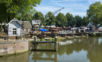 Old Harbour, Rotterdam