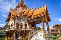 Wat Buppharam temple, Chiang Mai, Thailand