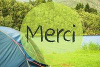 Lake Camping, Merci Means Thank You, Norway Landscape