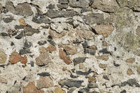 Bruchsteinmauer | rubble wall