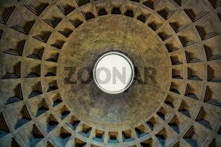 Rom, Pantheon Kuppel