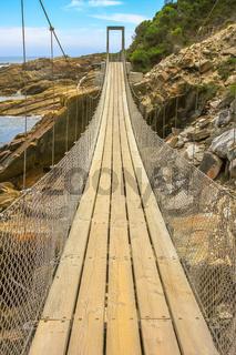 Tsitsikamma Suspension Bridge