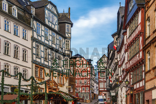 street in Marburg, Germany