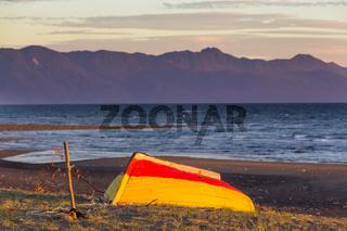 Chile coast