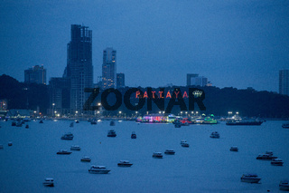 THAILAND PATTAYA BAY CITY