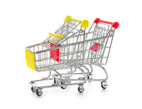 Toy shopping carts