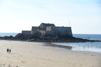 Fort National bei Saint-Malo