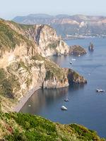 Lipari in Italy