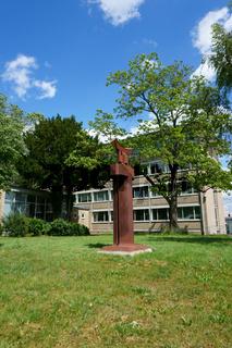 Skulptur Der Wächter  Bad Homburg