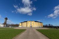 Frederiksberg Palace on a sunny day