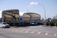 Bus station Mainz Kastel