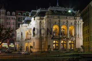 City Theatre,Karlovy Vary,Czech Republic