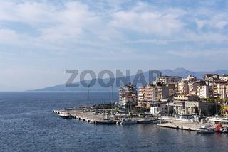 ferry port