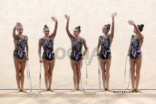 Team Belarus Rhythmic Gymnastics