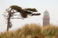 Lighthouse 002. Fischland Darss Zingst. Germany