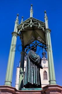 Wittenberg, Lutherdenkmal