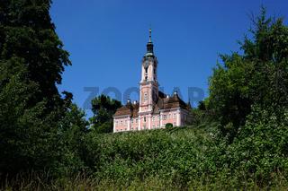 Klosterkirche Birnau am Bodensee