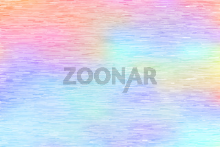 Bright colorful holographic foil texture background