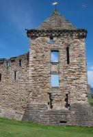 Ruins of St Andrews Castle Scotland