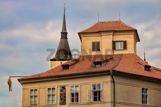 Prag, Altes Haus