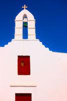 Belfry of greek orthodox church
