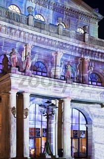 Hannover leuchtet, Opernhaus
