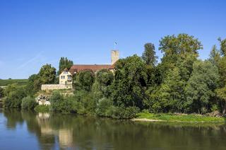 Grafenburg zu Lauffen am Neckar