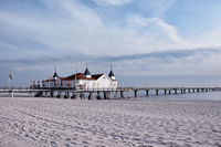 Baltic resort Ahlbeck