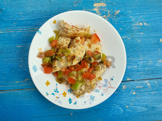 Chinese Salt and Pepper Chicken