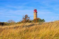 Leuchtturm Kap Arkona, Insel Rügen in Deutschland - lighthouse Kap Arkona, Ruegen Island in Germany