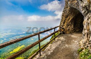 Mountain Pilatus, Switzerland
