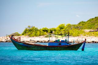 Nha Trang Fishing Boat
